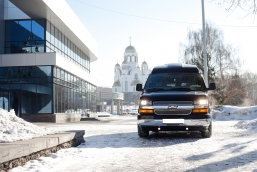 CHEVROLET EXPRESS 6 мест