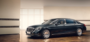 Mercedes-Maybach S-Class (2015г)